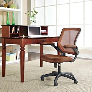 Veer Mesh Office Chair in Tan