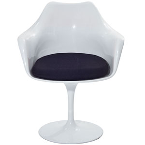 Lippa Dining Chair in Black