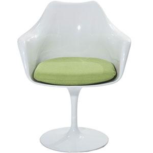 Lippa Dining Chair in Green