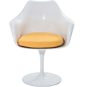 Lippa Dining Chair in Yellow