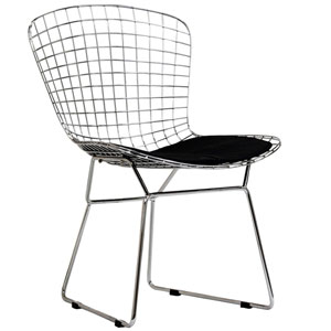 CAD Dining Chair in Black