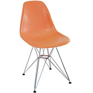 Paris Dining Chair in Orange