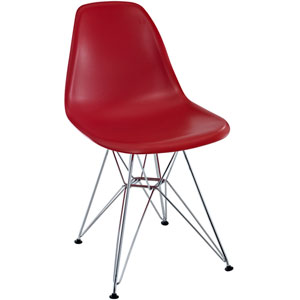 Paris Dining Chair in Red