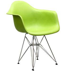 Paris Dining Chair in Green