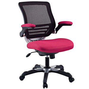 Edge Office Chair in Red