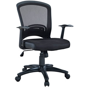 Pulse Office Chair in Black