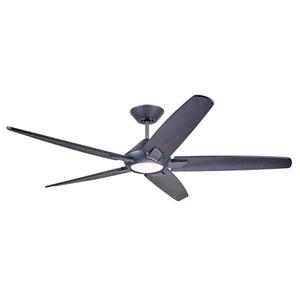 Dorian Graphite LED 60-Inch Eco Ceiling Fan