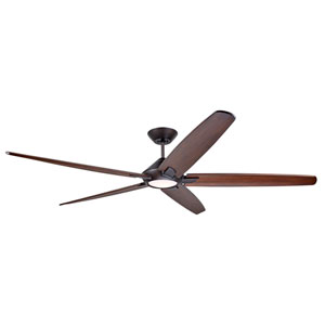 Dorian Oil Rubbed Bronze LED 72-Inch Eco Ceiling Fan