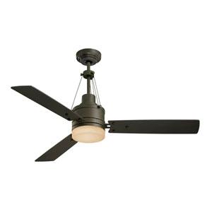 Golden Espresso Highpointe LED Ceiling Fan