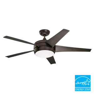 Oil Rubbed Bronze Midway Eco LED Ceiling Fan