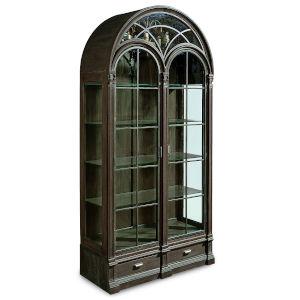 Vintage Salvage Makers 46-Inch Display Cabinet