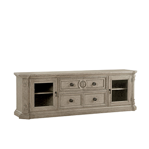 Arch Salvage Parch Townley Entertainment Cabinet