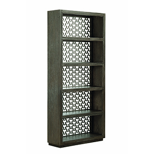 Geode Kona and Facet Open Bookcase