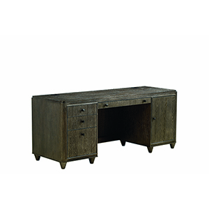 Geode Kona and Facet Office Credenza