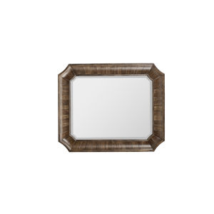 American Chapter Makers 43-Inch Barrel Stave Mirror