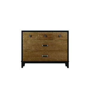 Prossimo Marrone and Pizza 38-Inch Simone Bachelor Chest