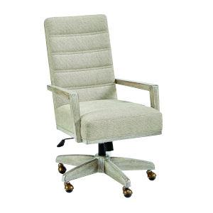Summer Creek Scrubbed Oak 47-Inch Fosters Office Chair