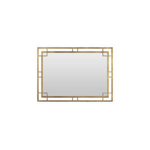 Woodwright Bronze 53-Inch Key Mirror