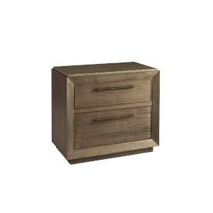 Woodwright Expresso 34-Inch Nightstand