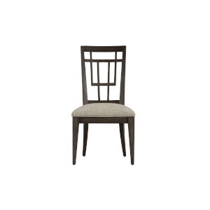 Woodwright Sandstone 40-Inch Rohe Side Chair