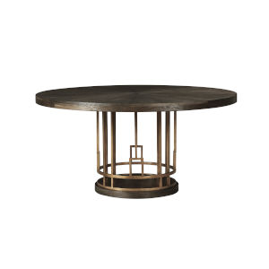 Woodwright Sandstone 26-Inch Meyer Dining Table