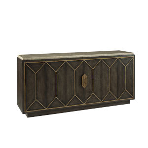Woodwright Brown 78-Inch Condon Buffet
