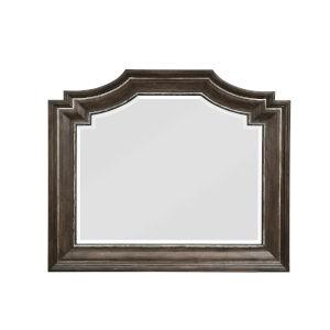 Landmark Mocha 42-Inch Dresser Mirror