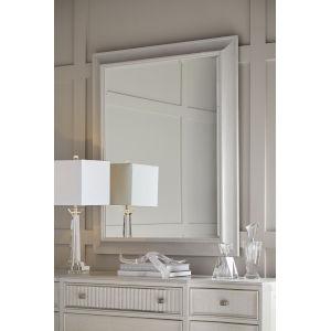 La Scala Ivory 39-Inch Wall Mirror