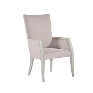 La Scala Ivory 41-Inch Host Chair
