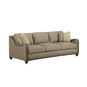 American Chapter Makers 88-Inch Dover Sage Sofa