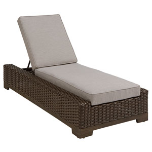 Brannon Wicker Outdoor Chaise