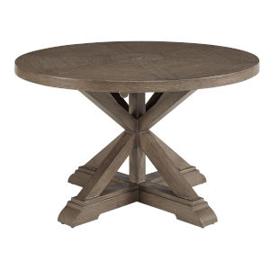 Summer Creek Pampas 48-Inch Outdoor Round Dining Table