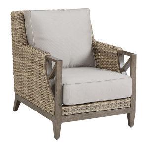 Summer Creek Pampas 36-Inch Outdoor Club Chair