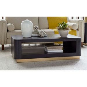 Dark Gray 50-Inch Nils Cocktail Table