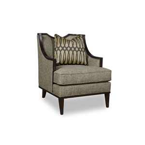 Harper Mineral Matching Chair to the Sofa