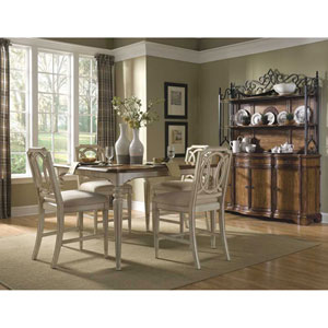 Provenance Pine Oval Back Design Side Chair
