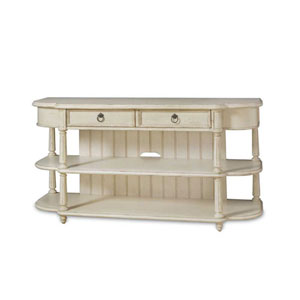 Provenance Pine Entertainment Console Table