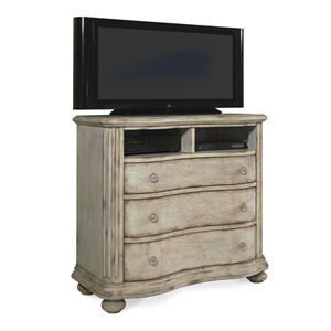 Belmar New Pine Three Lower Drawers Media Chest