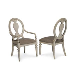Belmar New Pine Oval Splat Back Side Chair