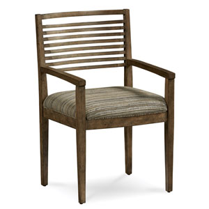 Epicenters Williamsburg Slatback Arm Chair