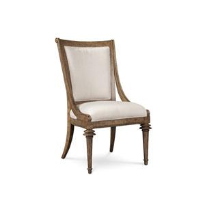 Pavilion Upholstered Back Sling Chair