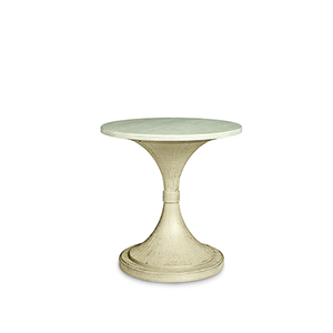 Roseline Enzo Round Lamp Table