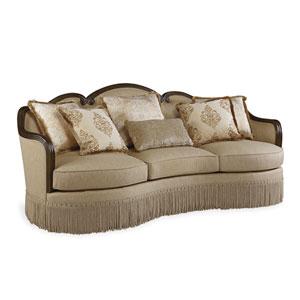 Giovanna Golden Quartz Sofa