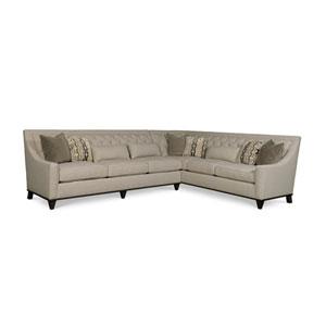 Wythe Coffee Bean Left Arm Facing Sofa, Right Arm Facing Corner Sofa