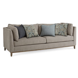 Epicenters Upholstered Chaplin Sectional Sofa