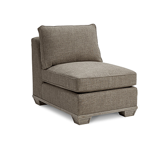 Arch Salvage Jardin Armless Chair