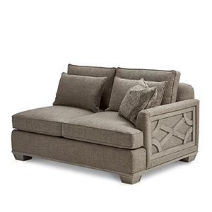 Arch Salvage Jardin 2 Cushion LAF Loveseat