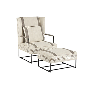 Epicenters Austin - Wing Chair