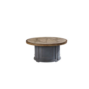 Morrissey Outdoor Sutter Firepit Table