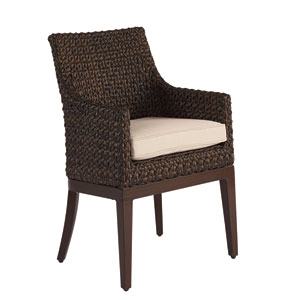 Epicenters Outdoor Franklin Wicker Dining Chair